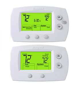 Adamson Bros. Thermostats and Controls